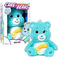 "Care Bears - 14"" Plush - Wish Bear - Soft Huggable Material!"
