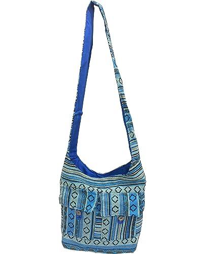 CLUB CUBANA Femme Dames Ethnique Eté Ecole Shopping Mode, Grand Sac  Fourre-Tout Sac bd7dc8182b9f