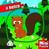 Il bosco. Mini puzzle. Ediz. a colori
