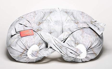 bbhugme® Almohada de Embarazo TM, el galardonado Embarazo y Lactancia Materna y Soporte de Cuerpo Completo Almohada de Maternidad