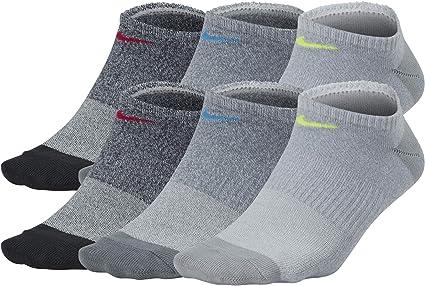 Nike Women's Everyday Lightweight No-Show Socks (6 Pairs)