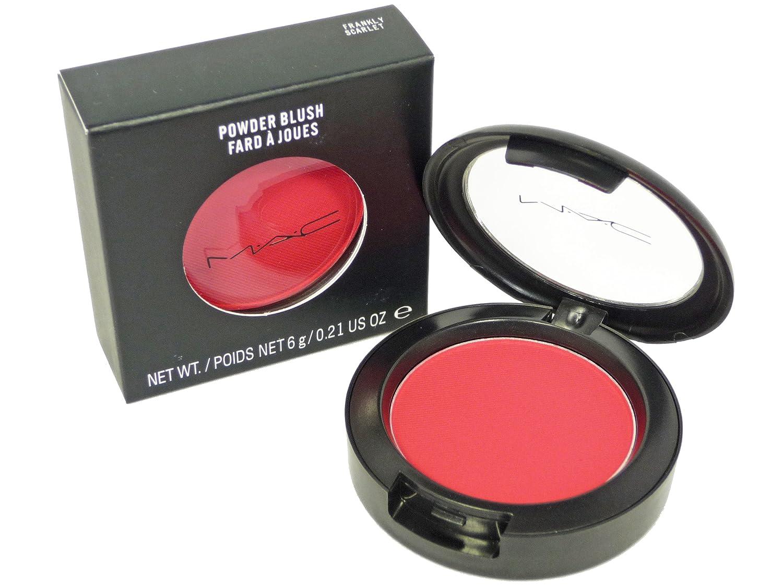 MAC Blush Powder - Frankly Scarlet 6g/0.21oz