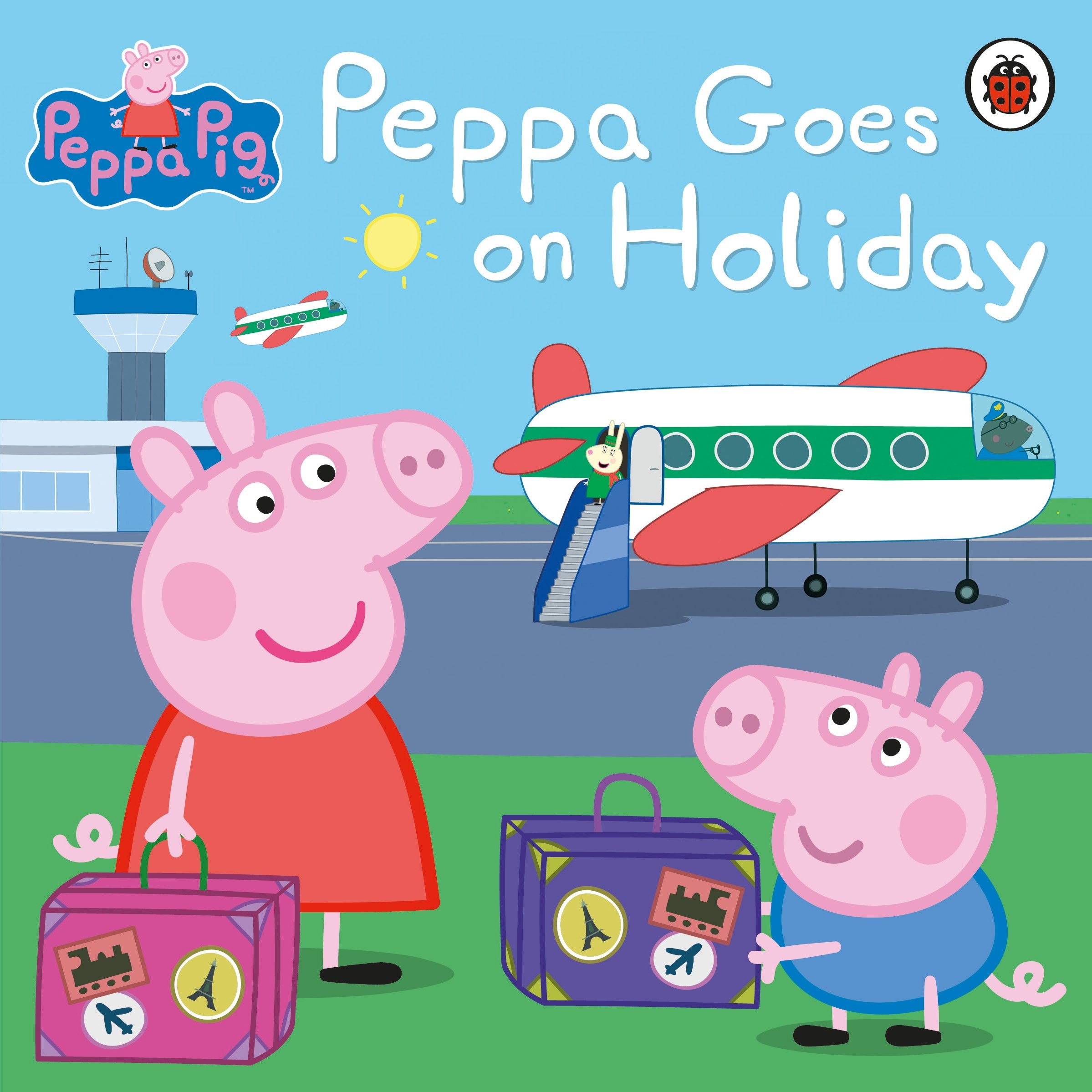Peppa Pig The End Of Holiday