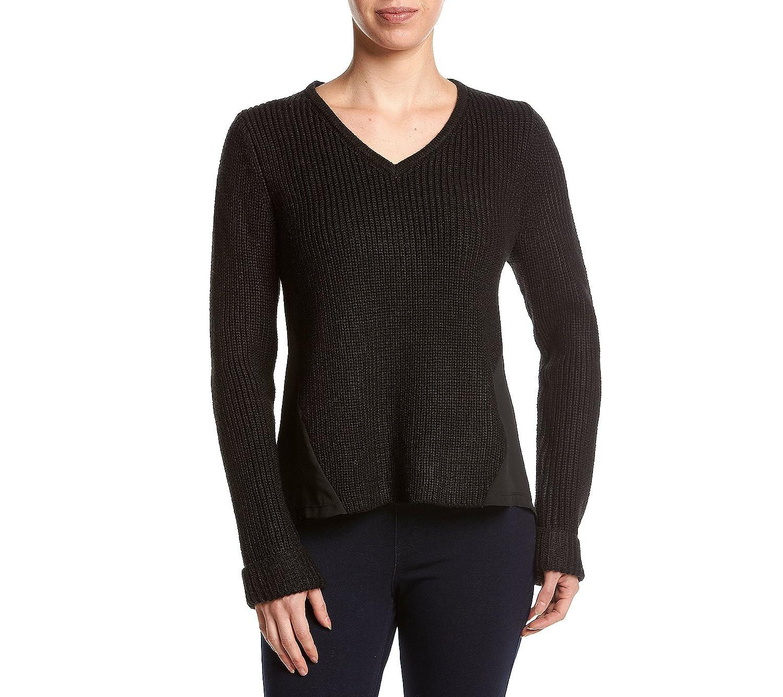Jones New York Stitched Sweater
