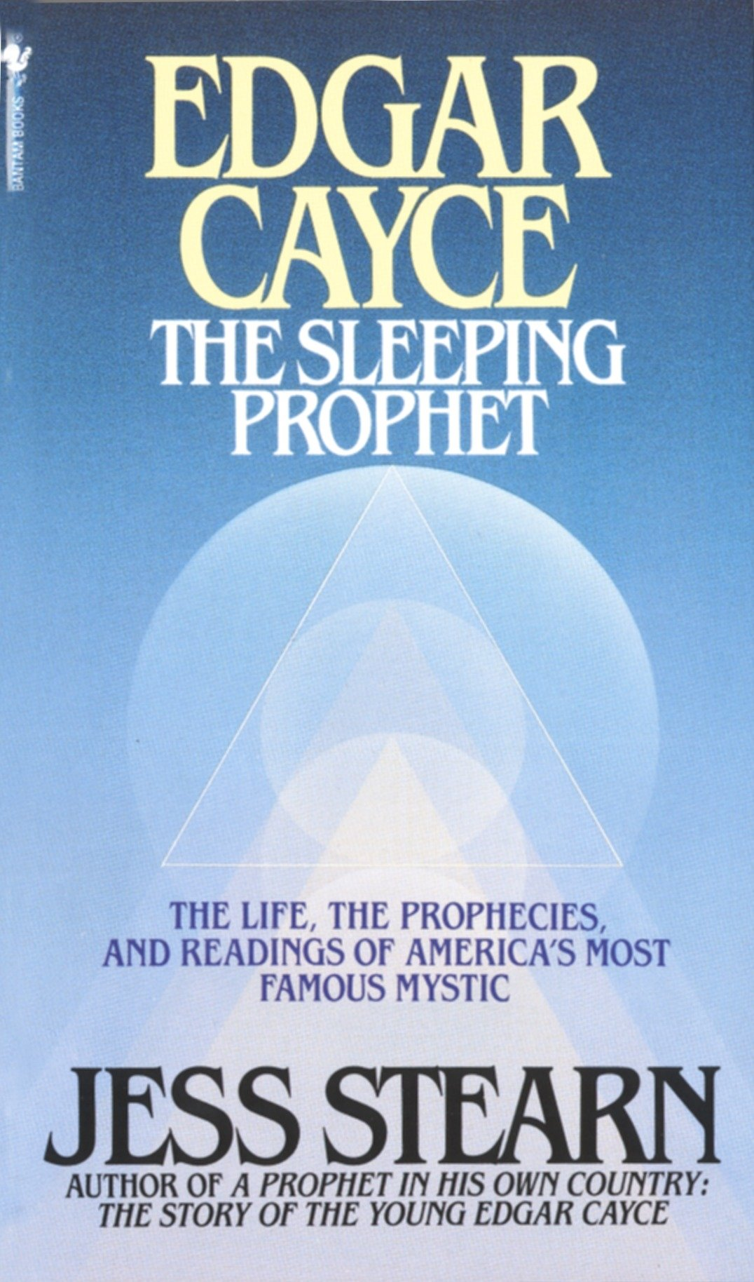 Edgar Cayce The Sleeping Prophet Stearn Jess 9780553260854 Amazon Com Books