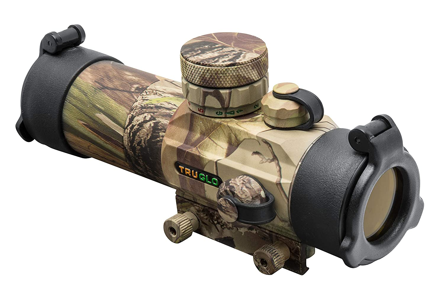 3.TRUGLO GOBBLE-STOPPER 30mm Turkey Hunting Dual-Color Dot Sight