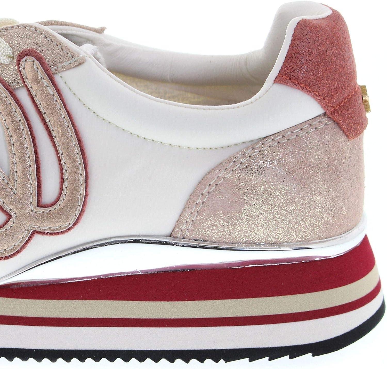 FB Fashion Boots Damen Sneaker Jungle Platinum
