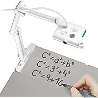 OKIOCAM T Plus A3 USB Cámara de Documentos Set con Tabla para presentaciones en Vivo, Aprendizaje a Distancia, tutoría…