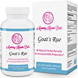Goat's Rue Lactation Aid Support Supplement for Breastfeeding Mothers - 120 Vegetarian Capsules