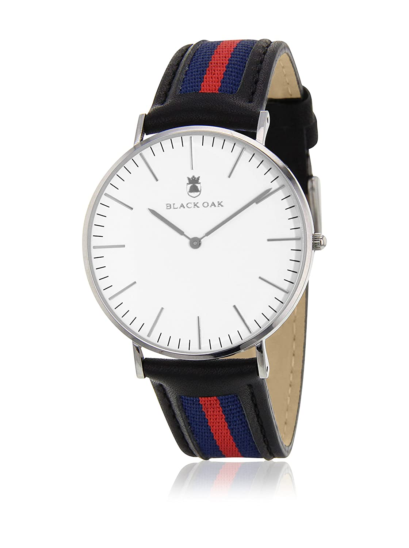 BLACK OAK -  -Armbanduhr- BX58904-141_SILVER