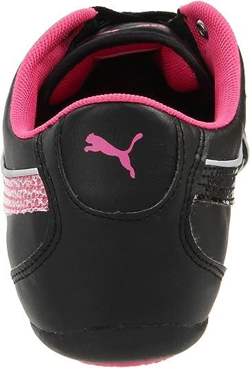 Puma Tallula Glamm Jr Dance Shoe (Little KidBig Kid),Black