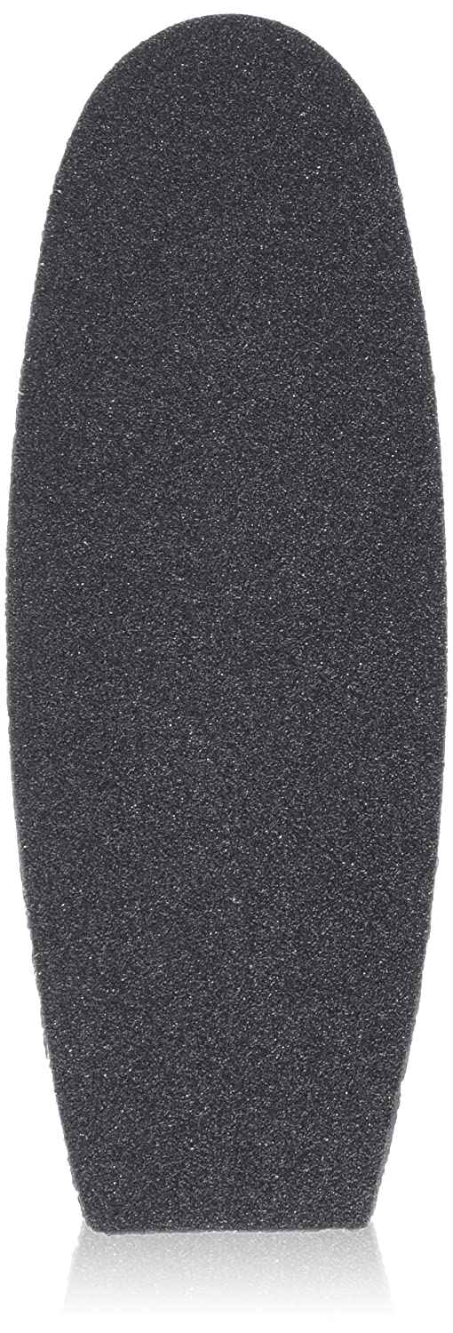 Mehaz Professional Stainless Steel Foot File Replacement Pad, 100 Grit, 50 Count