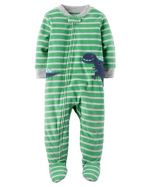 ff1c09cf7161 Carter s Big-Boys  1 Pc Micro Fleece Footed Blanket Sleeper (8 ...