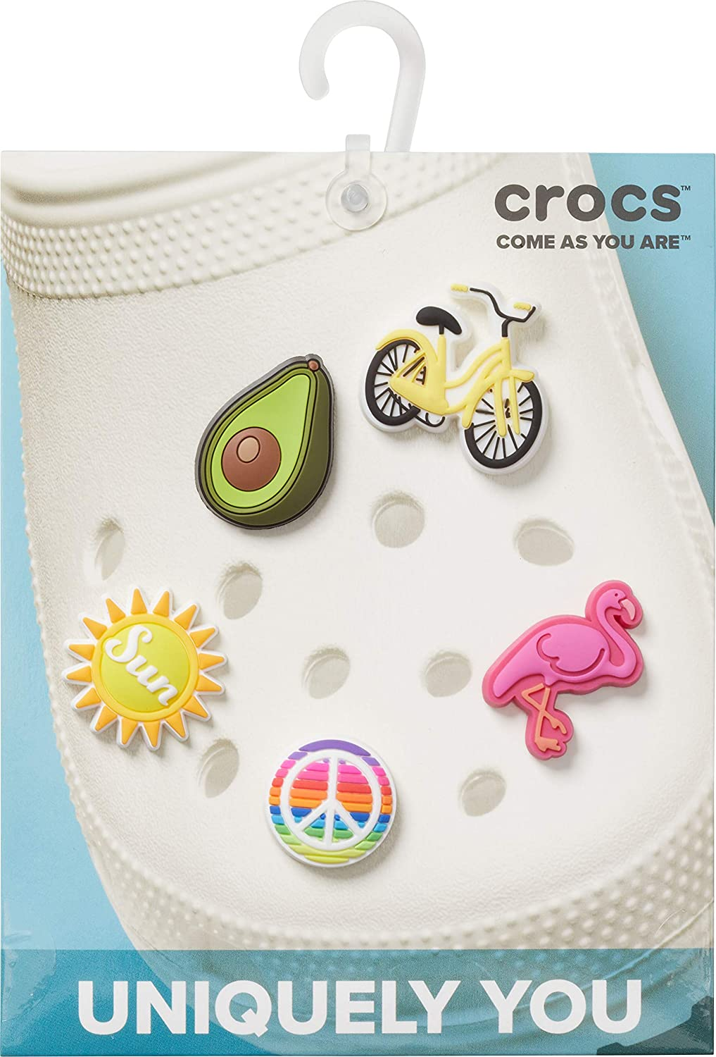 Jibbitz Shoe Charm 5-Pack | Personalize with Jibbitz for Crocs
