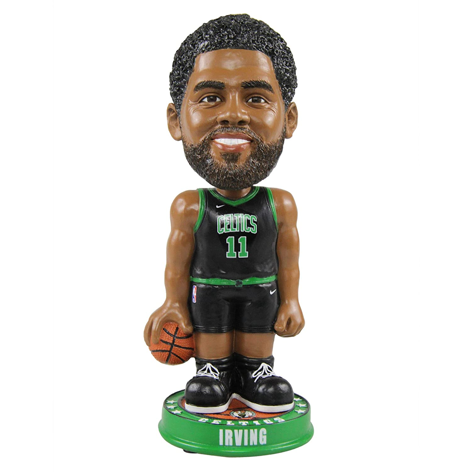 e2f8747bf35 Amazon.com   FOCO Kyrie Irving Cleveland Cavaliers Knucklehead Big Head Bobblehead  NBA   Sports   Outdoors