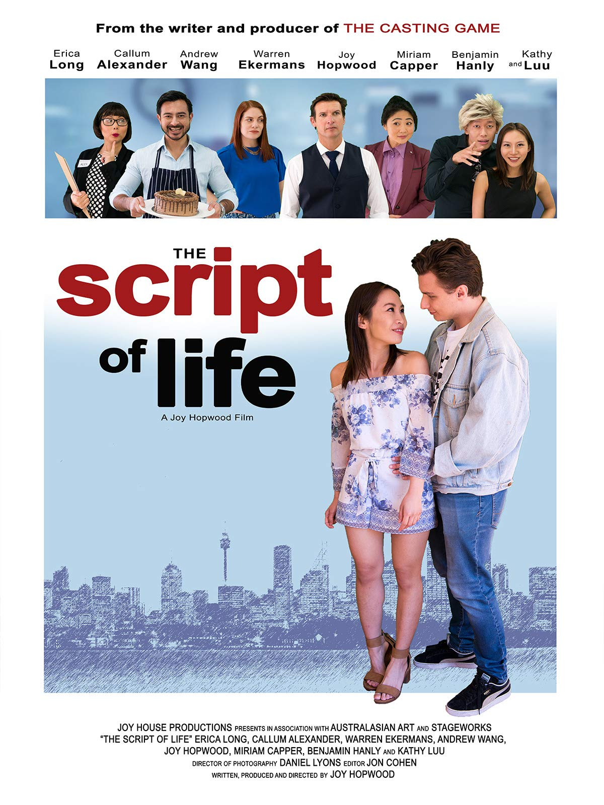 The Script of Life