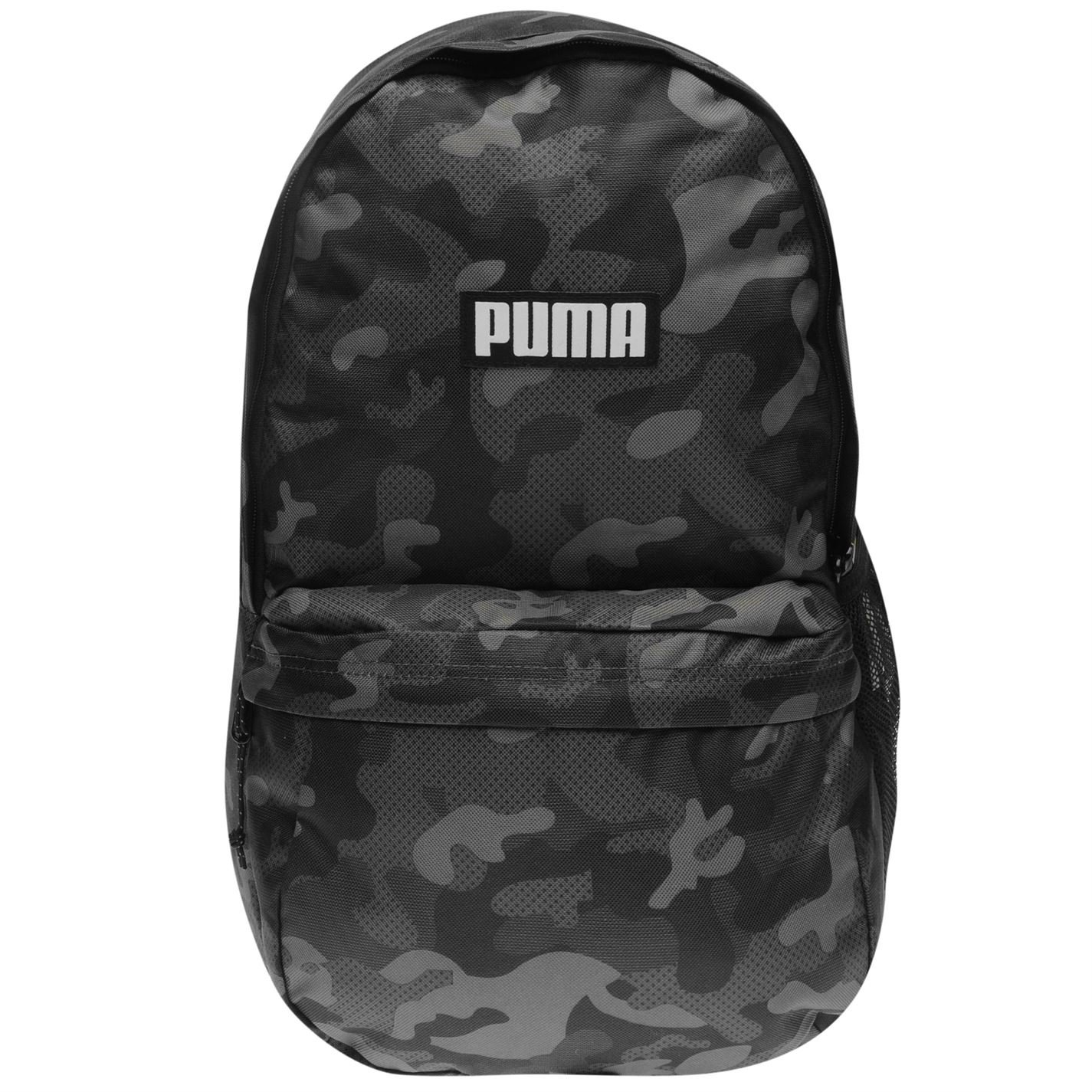 d908abf9bd6c7b Puma Unisex AOP Academy Backpack Zip Mesh Sport Padded: Amazon.co.uk:  Clothing