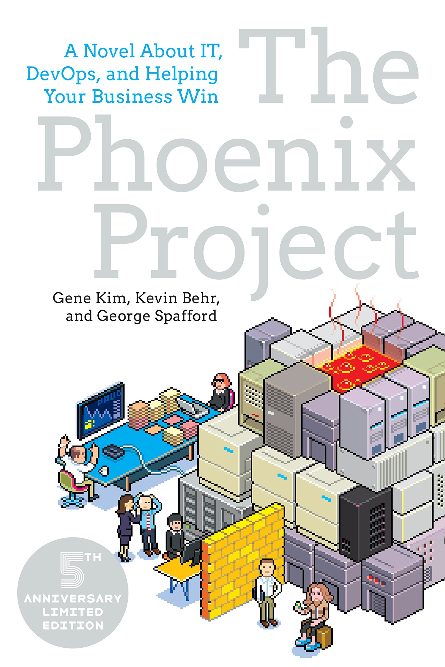 the phoenix project a novel about it devops and helping your