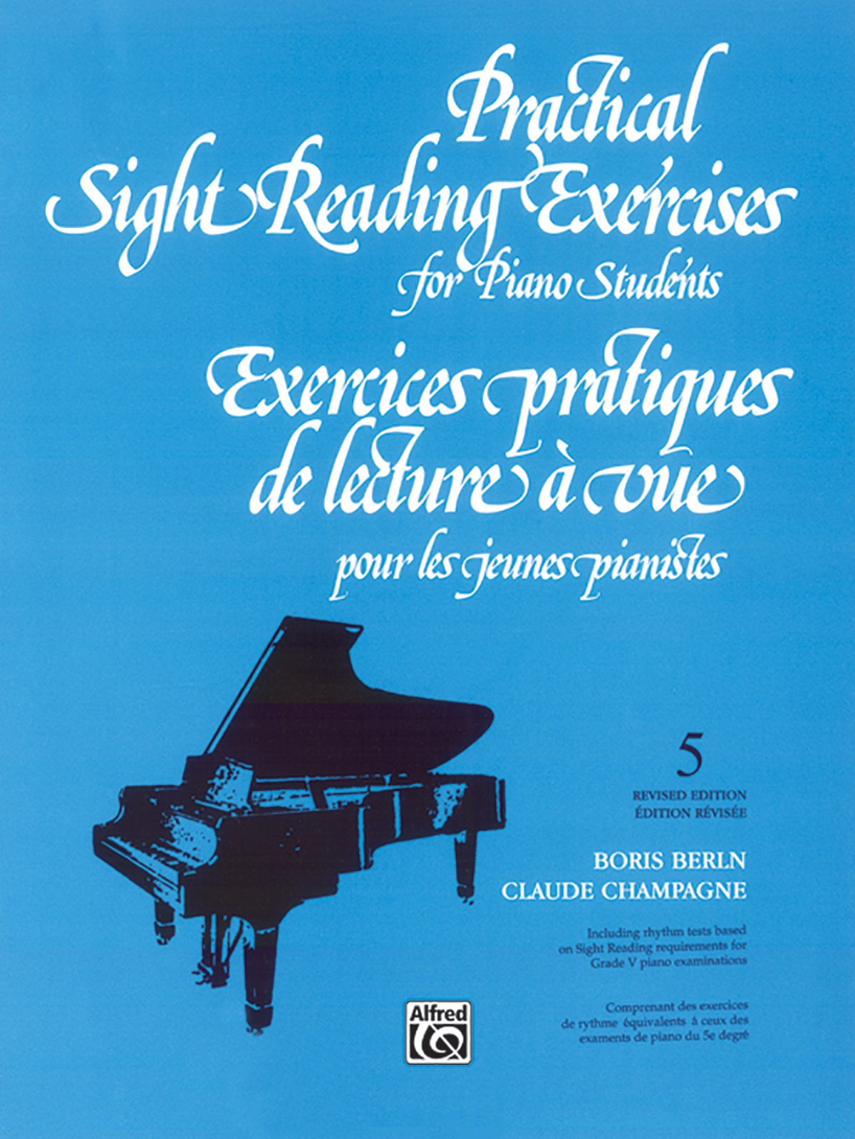 Practical Sight Reading Exercises for Piano Students, Bk 5