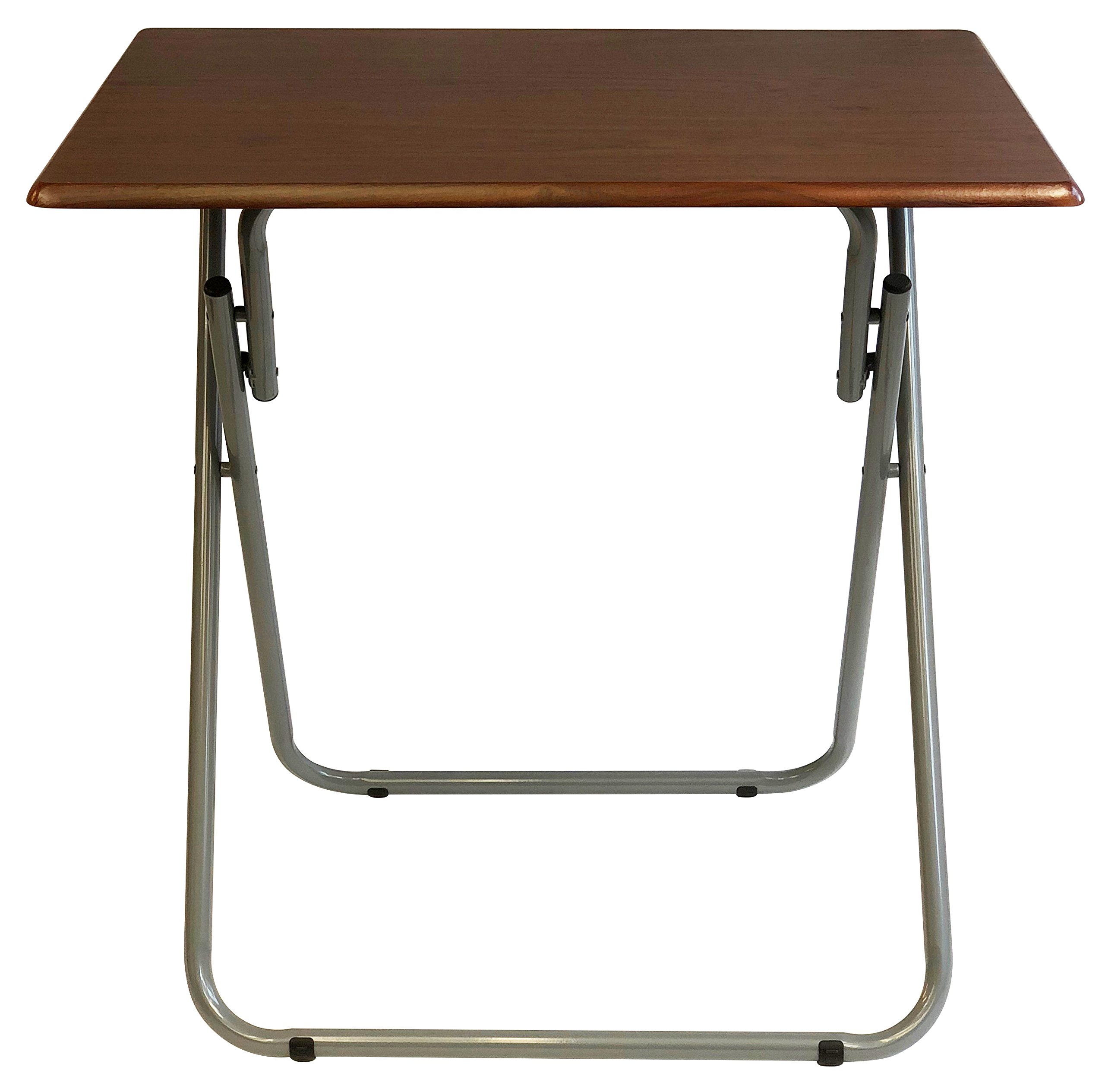 Wee's Beyond 1306 Over-Sized TV Tray Folding Table, Cherry by Wee's Beyond (Image #5)