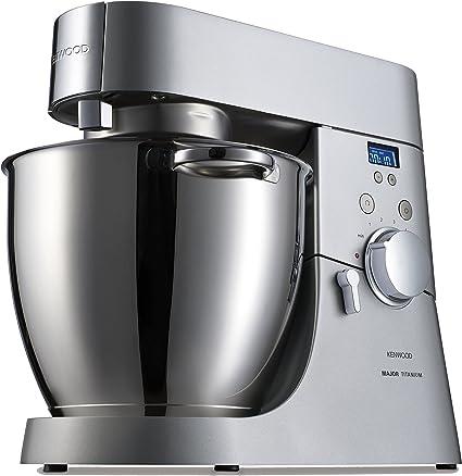 Major Titanium Timer KMM075 Kenwood - Robot de cocina (1500 W): Amazon.es: Hogar