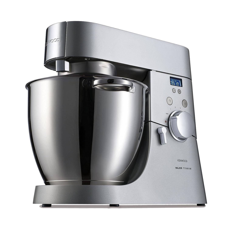 Major Titanium Timer KMM075 Kenwood - Robot de cocina (1500 W ...