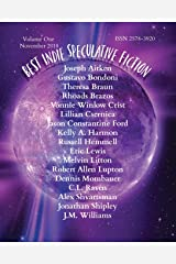Best Indie Speculative Fiction Paperback