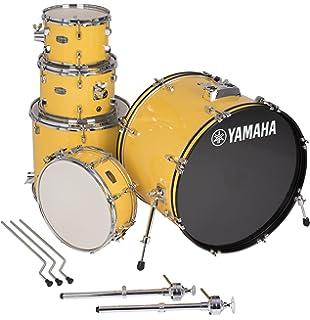 Amazon Com Pearl Vision Vx825 B31 Drum Kit Jet Black Cymbals Not