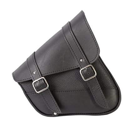 b186e051545a Amazon.com  Dowco Willie   Max 59778-00 Synthetic Leather Swingarm Bag   Black