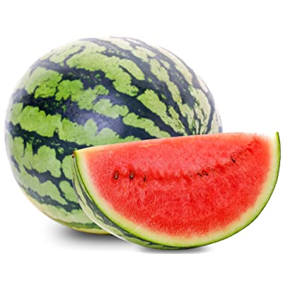 (10) Delicious Sweet Dixie Queen Watermelon Seeds : Garden & Outdoor