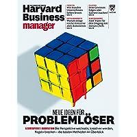 Harvard Business Manager 8/2017: Neue Ideen für Problemlöser