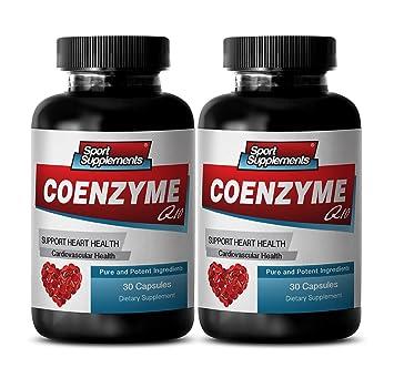 Amazon.com: Coenzima Q10, apoya la salud del corazón, la ...