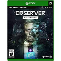 Observer. System Redux - Standard Edition - Xbox Series X