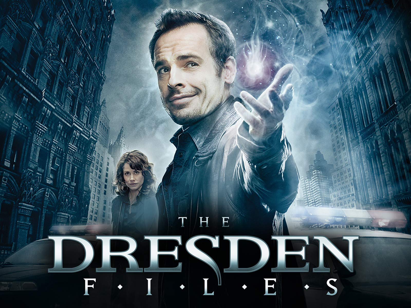Amazon.com: The Dresden Files: Raoul Bhaneja, Paul Blackthorne ...