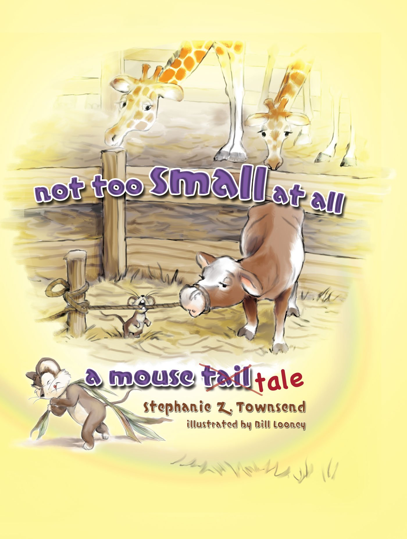 Read Online Not Too Small at All: A Mouse Tale pdf epub