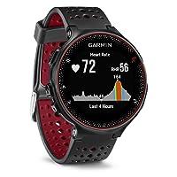 Relógio Monitor Cardíaco embutido Garmin Forerunner 235