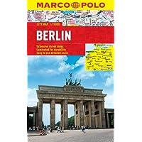 Berlin Marco Polo City Map (Marco Polo City Maps)