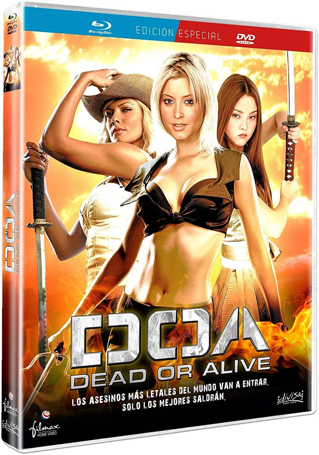 Amazon Com Doa Dead Or Alive Combo Movies Tv