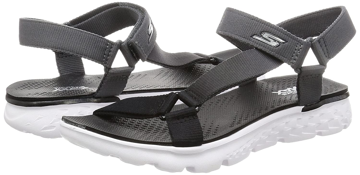 8438f3ed3438 ... Skechers Women s Women s Women s on The Go 400 Jazzy Sandal B01MY31AHK  9 B(M)