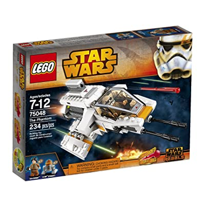 LEGO Star Wars 75048 The Phantom Building Toy (Discontinued by manufacturer): Toys & Games