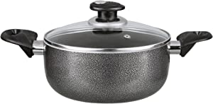 Brentwood Appliances Brentwood Dutch Oven, 5-Quart, Gray