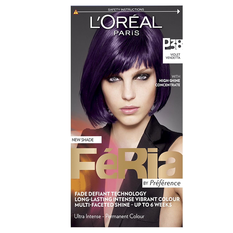 Feria Hair Color Reviews Violet Best Hair Color 2017