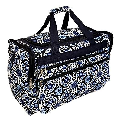668bbb4a2e free shipping 22 inch Fashion Multi Pocket Gym Dance Cheer Travel Carry On    Duffle Bag