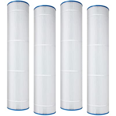 4 Pack Guardian Pool Spa Filters Replaces Unicel C-7472 Pleatco PCC130 FC-1978 Pentair Pac Fab 817-0143 : Garden & Outdoor