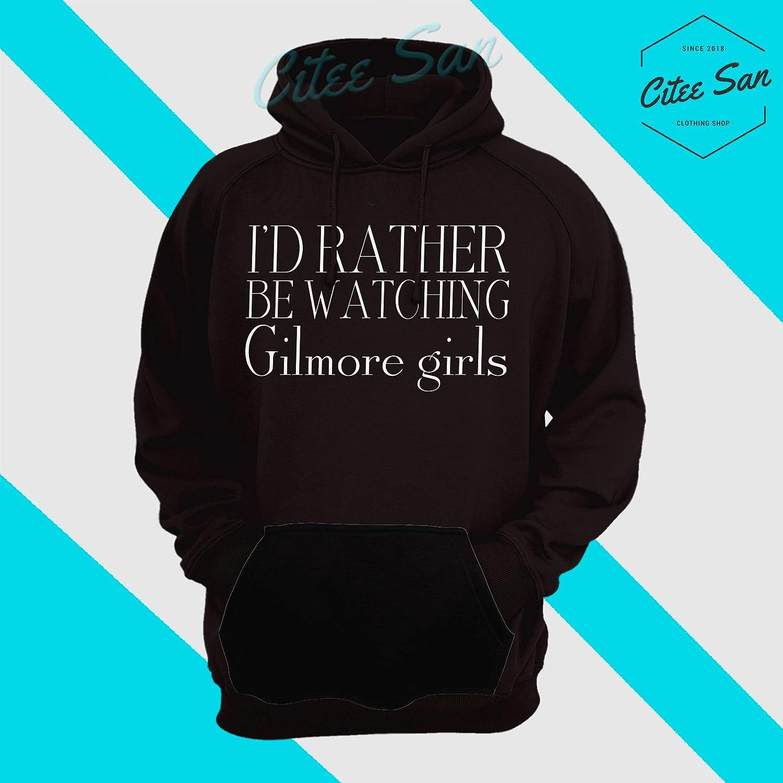 I/'d Rather Be Shirt Friends Sitcom Sweater Friends TV Series Sweatshirt Unisex