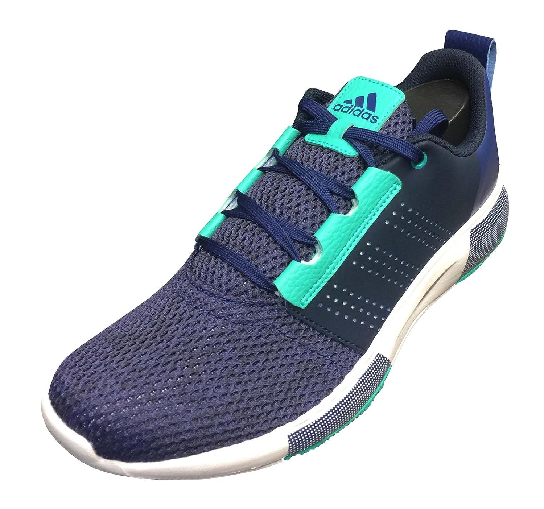 Caliente de la venta 2012 Adidas hombre 's madoru 2 m zapatillas Azul / verde / blanco