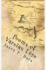 Poems of Varsian Lore: Chronicles of the Varsian Kingdom Kindle Edition