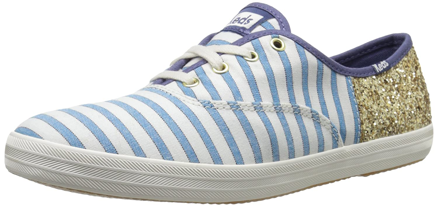 Keds Ch 50/50 Denim W Canvas Blue Fashion Sneakers For Women