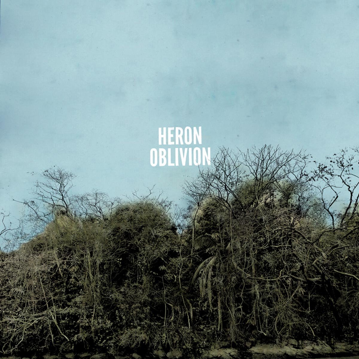 Cassette : Heron Oblivion - Heron Oblivion (Cassette)