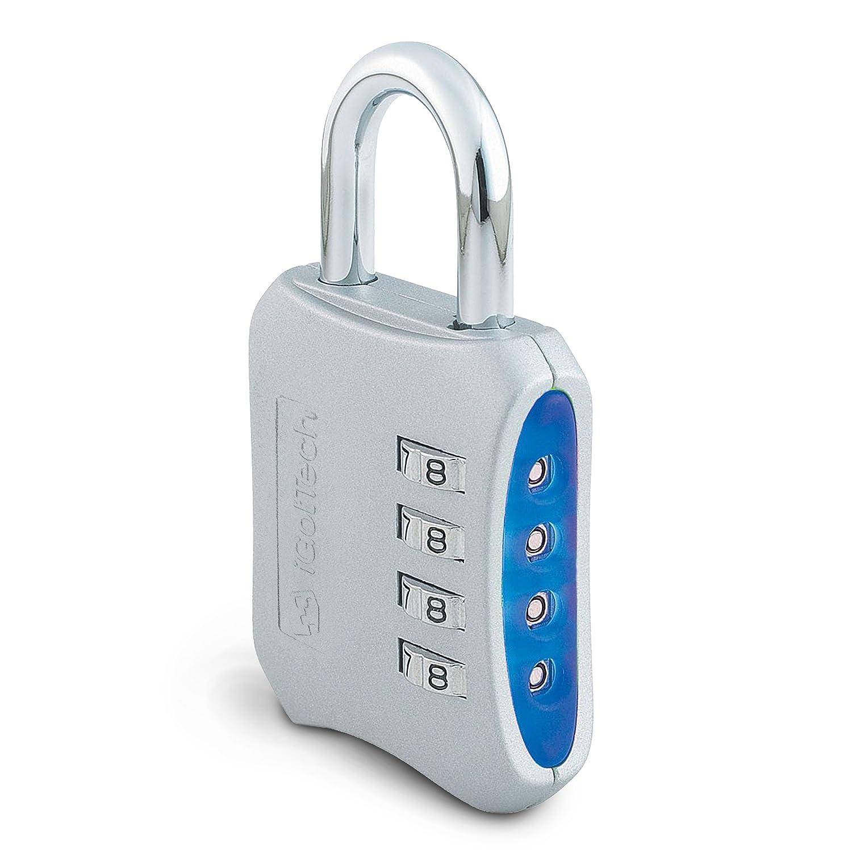 igottech heavy duty gym lock 4 digit combination padlock amazoncom